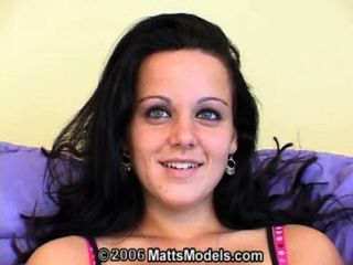 Natasha Nice First Audition At 18 Years Old