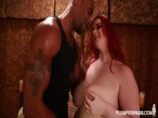 Sexy Newcomer Amerie Thomas Loves Big Black Cocks