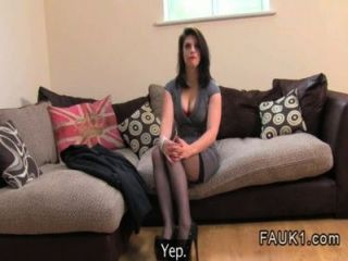 British Amateur Anal Fucked On Casting By Fake Agent