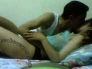 Young Arab Couple Making Love-asw244