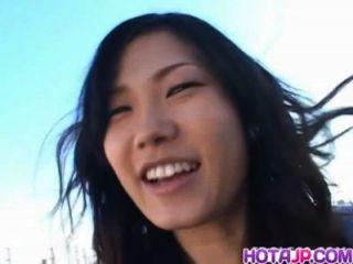 Sleazy Yui Needs A Big Cock