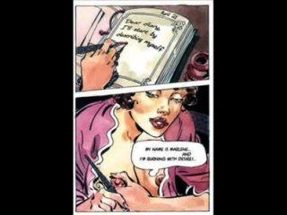 Schoolgirl Voyeur Blowjob Of Big Cock Hardcore Cumshot Comic
