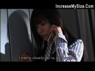 Tokyo Train Girls Desires