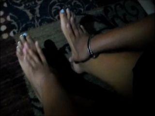 First Time Ebonyfootjob Virgin Feet