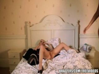 Brazzers - Tea, Biscuits And Pussy Licking