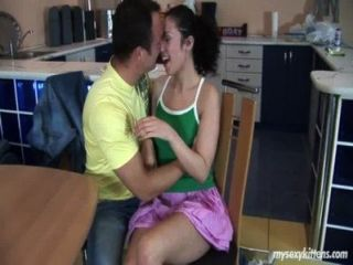 Teen Patricia Gets Fucked And Jizzed