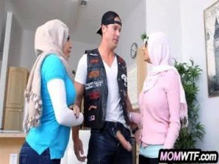 Arab Mom And Daughter Share Cock Julianna Vega, Mia Khalifa 25 82