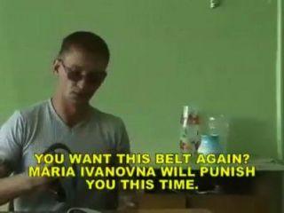 Russian Slaves 254 - Hard Punishment For Schoolgirls