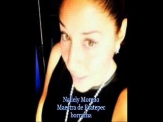 Mexican Teacher Nallely Moreno Mateos Naked And Fucked