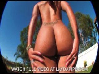 Laydapipe.com : Melrose Foxxx & Sean Michaels