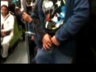 Morrito Dotado En El Metro