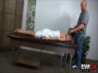 Ts Eva Lin Gets A Happy Ending Massage!