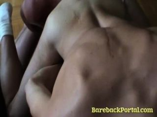 Big Hard Bareback Breeding