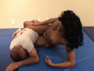 Cleopatra - Topless Smother Domination