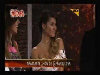 Francisca Undurraga Descuido En Toc Show