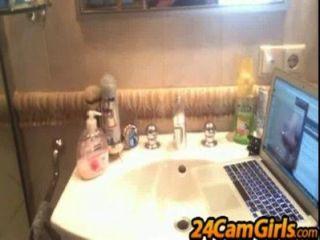 My Shower Show For Cam Spectator 24camgirls.com