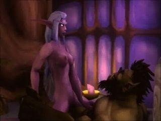 Night Elf Orc