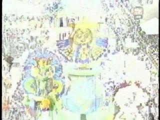 Feiticeira Joana Prado Com A Buceta De Fora No Carnaval De 2000 Vai-vai