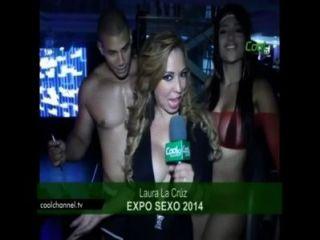 Los Mejores Show De Expo Sexo 2014. Dj Nany, Todo Para Ellas, Maribel Zambrano Y M