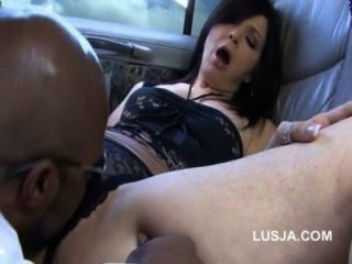 Black Bull Pounding  Blonde Wife