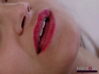 Harmony Vision Two Gorgeous Models Love Lesbian Sex