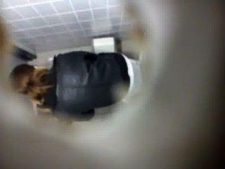 Toilet Spy Cam At School 1