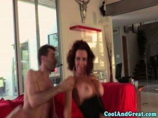 Busty Milf Veronica A Pounded Roughly