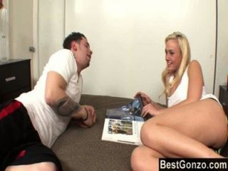 Naughty Girl Wants Her Stepbrother