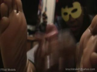 Footjobs Galore