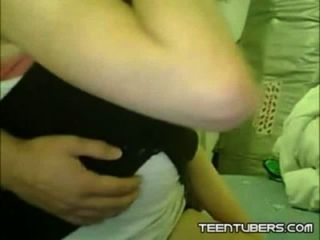 Cfnm Webcam Teen Girl Blowjob