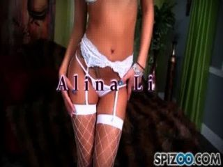 Alina Li Hot Sexy Asian