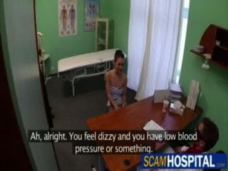 Damn Sexy Jess Gets Fucked By His Doctor In Different Positions