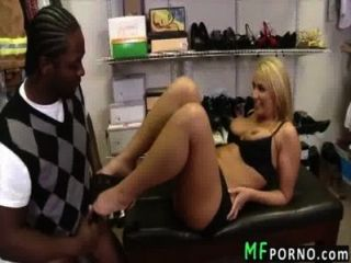 Big Black Cock For White Girl Mellanie Monroe 2