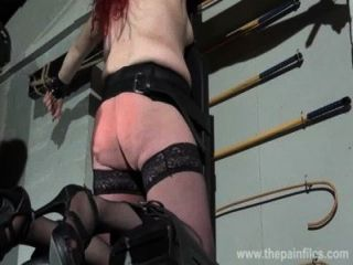 Lesbian Domination Of Louise And Kinky Spanking Of Enslaved Amateur Lesbo In Har