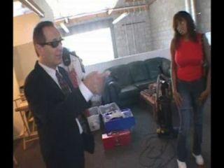 Rap Video Auditions - Carmen Hayes