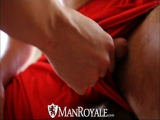 Manroyale Another Round Of Pounding In The Ass After Boxing