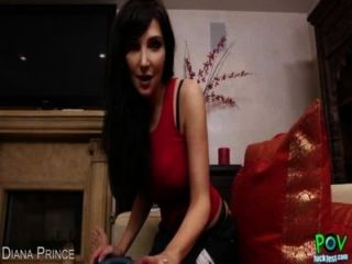 Naughty Diana Prince Take Dick In Pov Style