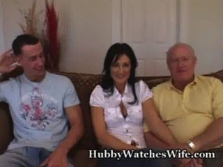 Mature Loves The Young Cock