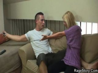 His Gf Is Cheating Slut And Must Be Punished