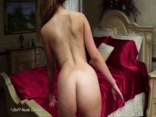 18 Year Old Samantha Hayes Strips For You.