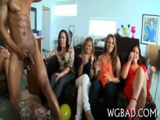 Gripping Bachelorette Party