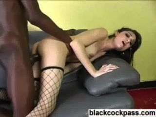 Sasha Gray Bent Over And Fucked By Nigga