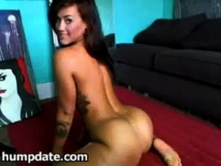 Charlie Sweets Shaking Perfect Ass