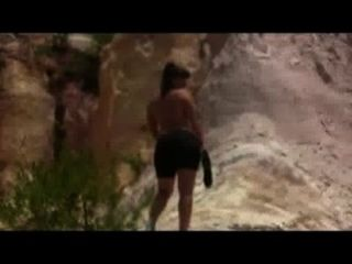 Pawg Squirts In Canyon