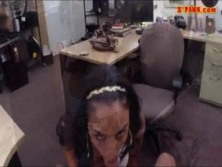 Big Titty Latina Gives Head And Pounded For Some Cashme Cash