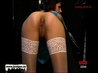 Gorgeous Brunette Babe Irina Wants Every Guy To Cum On Her Pretty Face