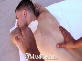 Hd - Manroyale Cock Sucking By The Pool