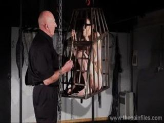Tit Tormented And Caged Slaveslut Elise Graves Tower Of Pain Punishments