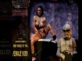 Star Wars Porn Video