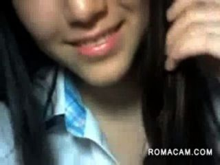 Webcam Cute Chinese Teen Showing None Sex